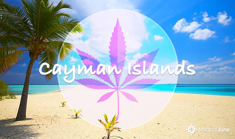 Cayman Islands Make Medical Cannabis Introduction - Michael King