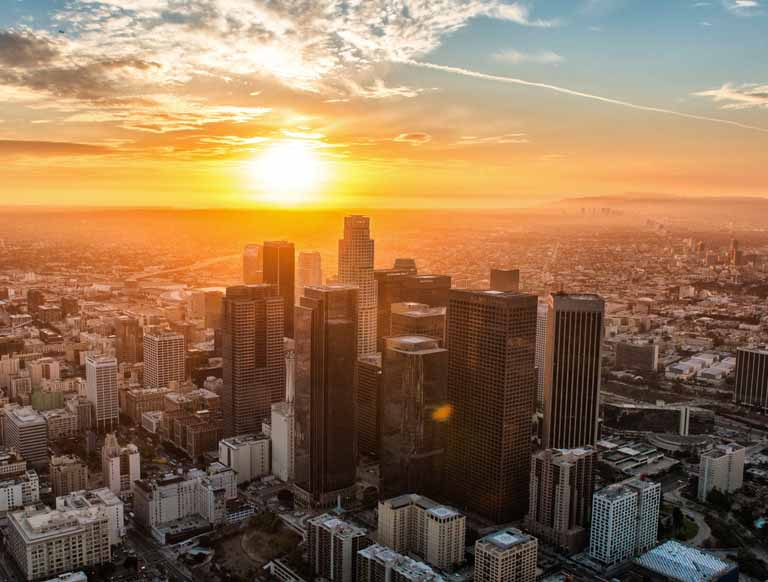 Los Angeles paves way for regulated marijuana market - Michael K